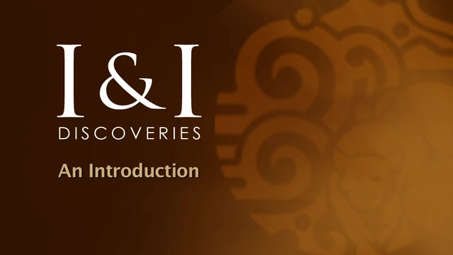I & I Discoveries preview