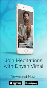 Dhyan Vimal's Online Meditation