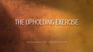 The Upholding Exercise preview